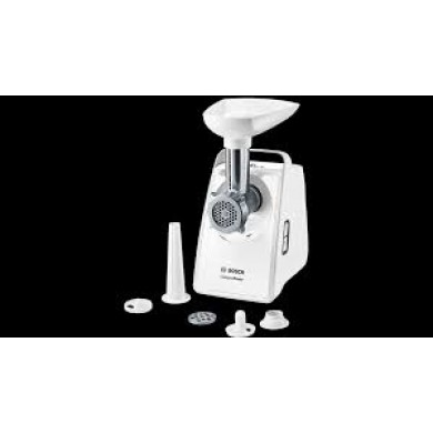 Bosch MFW3520W Meat mincerCompactPower 500 W Beyaz