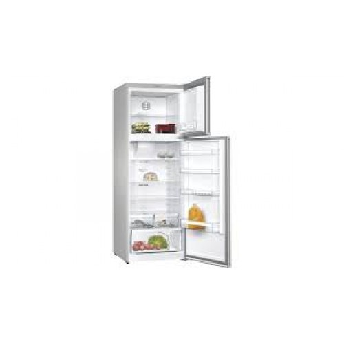 Serie | 4 Üstten Donduruculu Buzdolabı193 x 70 cm Kolay temizlenebilir Inox KDN56XIF0N