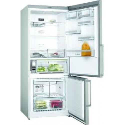 Bosch KGA76PIF0N Serie | 8 Alttan Donduruculu Buzdolabı186 x 75 cm Kolay temizlenebilir Inox