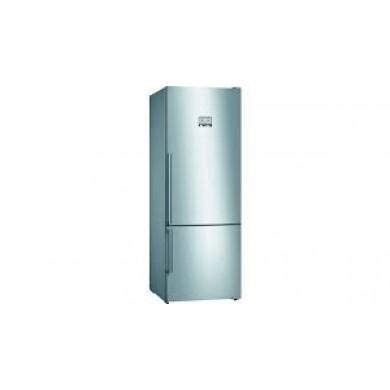 Bosch KGN56HIF0N Serie | 6 Alttan Donduruculu Buzdolabı193 x 70 cm Paslanmaz çelik (parmak izi bırakmaz)