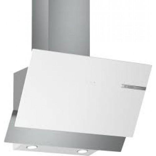 Bosch DWK65AD20R Serie | 4 Duvar Tipi Davlumbaz60 cm beyaz cam dekor