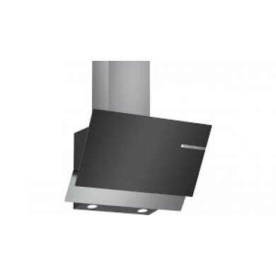 Bosch DWK65AD60R Serie | 4 Duvar Tipi Davlumbaz60 cm Siyah cam dekor
