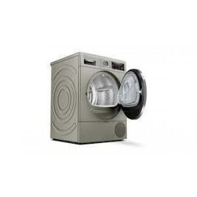 Bosch WTX87K8XTR Serie | 8 Isı Pompalı Kurutma Makinası9 kg silver