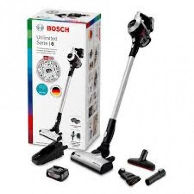 Bosch BCS612KA2 Serie | 6 Şarjlı dik süpürgeUnlimited Beyaz