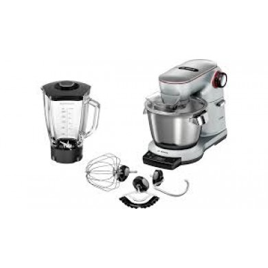 Bosch MUM9YX5S12 Kitchen machineOptiMUM 1500 W Gümüş, Siyah