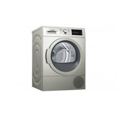 Bosch WTR85V0STR Serie | 4 Isı Pompalı Kurutma Makinesi8 kg silver