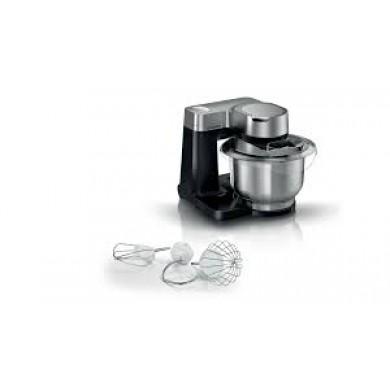 Bosch MUMS2VM00 Kitchen machineMUM Serie | 2 900 W Siyah, Gümüş