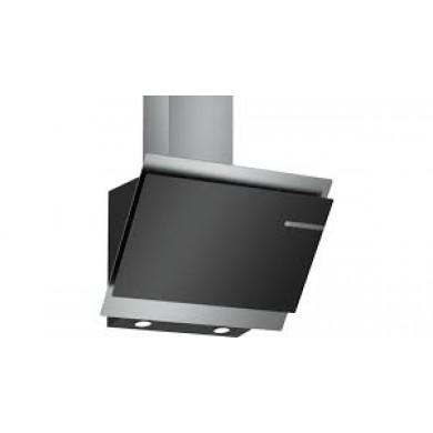 Bosch DWK68AK60T Serie | 6 Duvar Tipi Davlumbaz60 cm Siyah cam dekor
