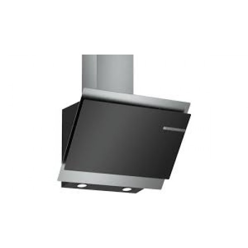 Bosch DWK68AK60T Serie   6 Duvar Tipi Davlumbaz60 cm Siyah cam dekor