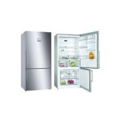 Bosch KGN86AID1N Serie | 6 Alttan Donduruculu Buzdolabı186 x 86 cm Kolay temizlenebilir Inox