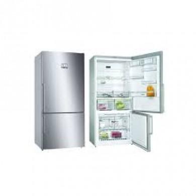 Bosch KGN86AID1N Serie   6 Alttan Donduruculu Buzdolabı186 x 86 cm Kolay temizlenebilir Inox