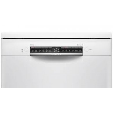 Bosch SMS4EKW60T Serie | 4 Solo Bulaşık Makinesi60 cm Beyaz