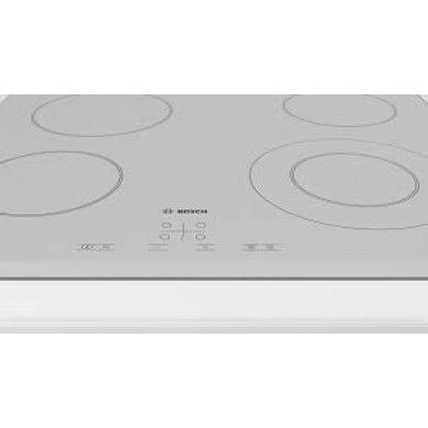 Bosch PKF652BB1E Serie | 6 Elektrikli Ocak60 cm Beyaz