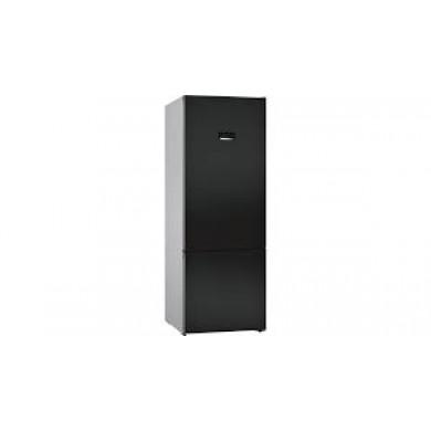 Bosch KGN56VXF0N Serie   4 Alttan Donduruculu Buzdolabı193 x 70 cm Kolay temizlenebilir siyah inoks