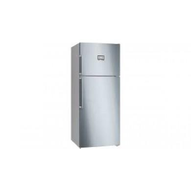 Bosch KDN76AIE0N Serie   6 Üstten Donduruculu Buzdolabı186 x 75 cm Kolay temizlenebilir Inox