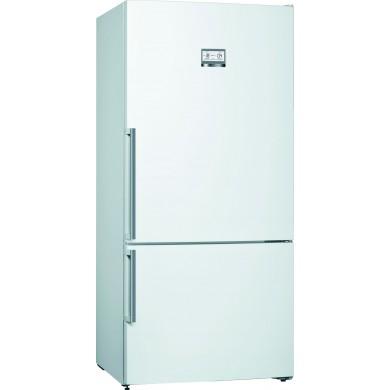 Bosch KGN86AWF0N Serie | 6 Alttan Donduruculu Buzdolabı186 x 86 cm Beyaz