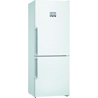 Bosch KGN76AWF0N Serie | 6 Alttan Donduruculu Buzdolabı186 x 75 cm Beyaz