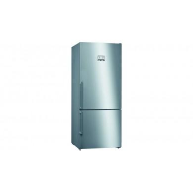 Bosch Serie | 6 Alttan Donduruculu Buzdolabı186 x 75 cm Paslanmaz çelik (parmak izi bırakmaz) KGN76AIF0N