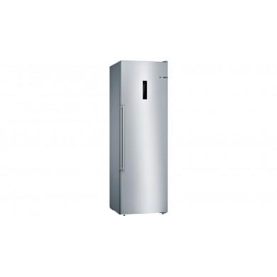Bosch GSN36VI30N Serie   4 Solo Derin Dondurucu 186 x 60 cm Paslanmaz çelik (parmak izi bırakmaz)