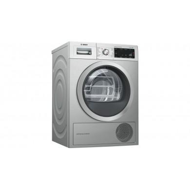 Bosch WTWH7561TR Serie | 8 Isı Pompalı Kurutma Makinası9 kg Kolay temizlenebilir Inox