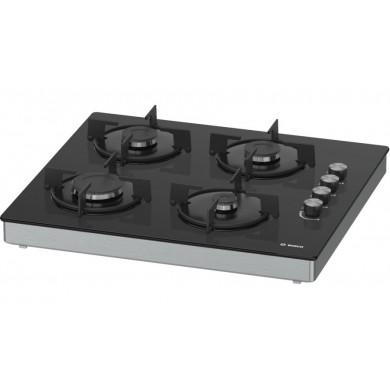 Bosch POP0C6B10O Serie | 2 Set Üstü Gazlı Ocak60 cm siyah