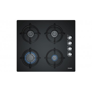 Bosch POP6C6B11O Serie   2 Gazlı Ocak60 cm siyah