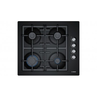 Bosch POP6C6O90O Serie | 2 Gazlı Ocak60 cm siyah