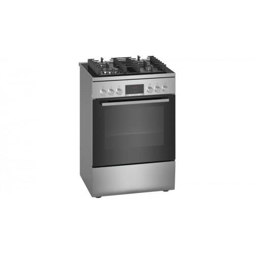 Bosch Serie | 6 Gazlı/Elektrikli Solo FırınPaslanmaz çelik HWR391I70T