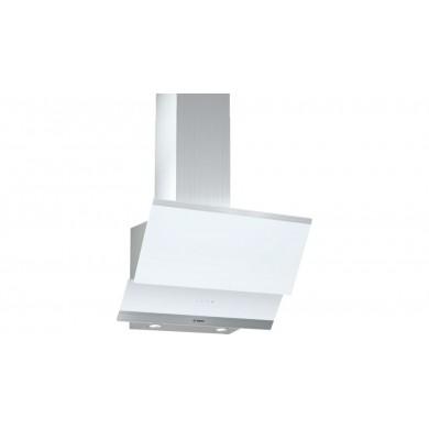 Bosch DWK065G20T Serie | 4 Duvar Tipi Davlumbaz 60 cm clear glass white printed