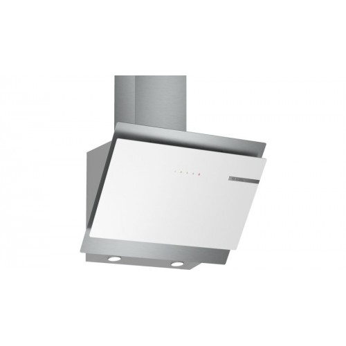 Bosch Serie | 6 Duvar Tipi Davlumbaz60 cm clear glass black printed DWK68AK20T