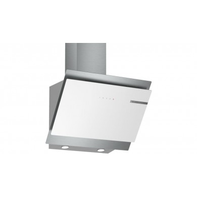 Bosch DWK68AK20T Serie | 6 Duvar Tipi Davlumbaz 60 cm clear glass black printed