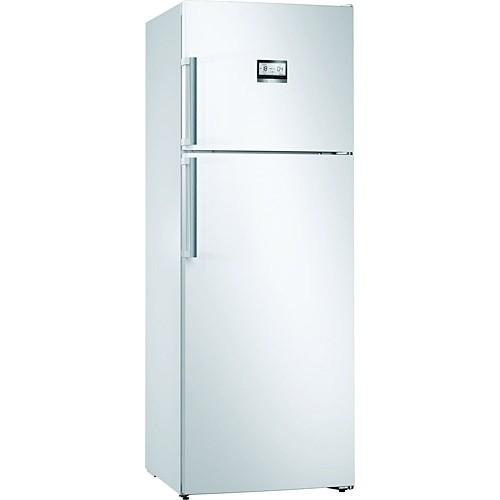 Bosch KDN56AWF0N Serie   6 Üstten Donduruculu Buzdolabı193 x 70 cm Beyaz