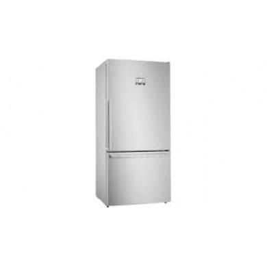 Bosch KGB86AIF0N Serie | 6 Alttan Donduruculu Buzdolabı186 x 86 cm Paslanmaz çelik (parmak izi bırakmaz)