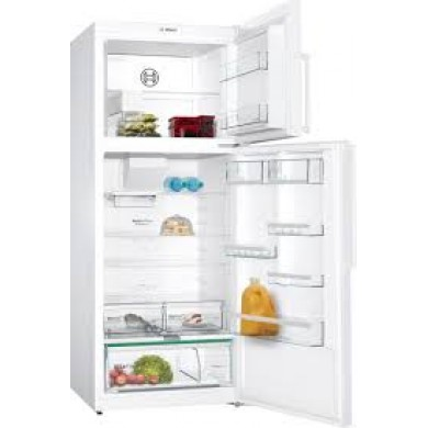 Bosch KDN76AWF0N Serie | 6 Üstten Donduruculu Buzdolabı186 x 75 cm Beyaz